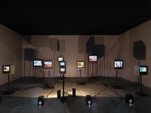 , 'Joints 4tet for Ensemble, installation view, Vilma Gold,' 2011, Gwangju Biennale