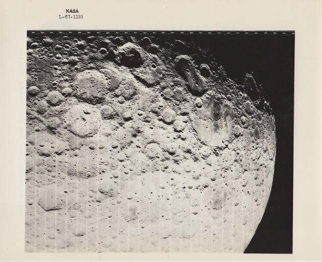 , 'Lunar Orbiter,' 1966, Jason Jacques Gallery
