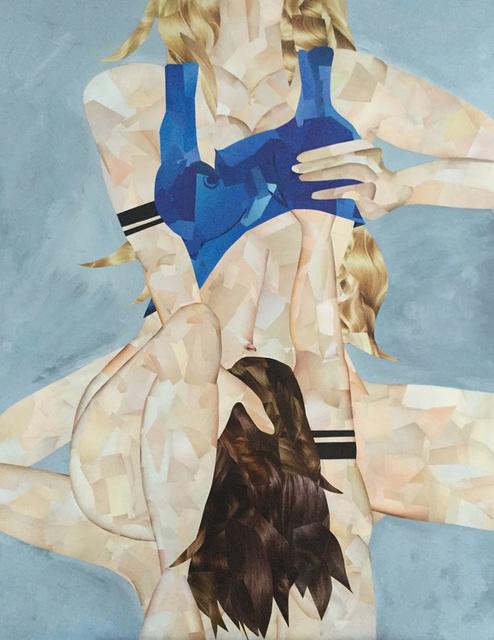 , 'Stillness ,' 2017, The Untitled Space
