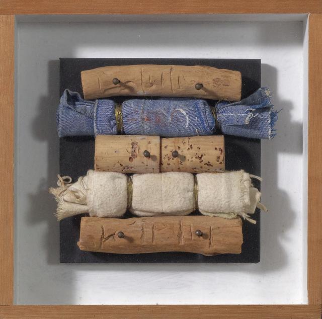 , 'Heel veel heilig houten hoop hebben,' 1981, Borzo Gallery