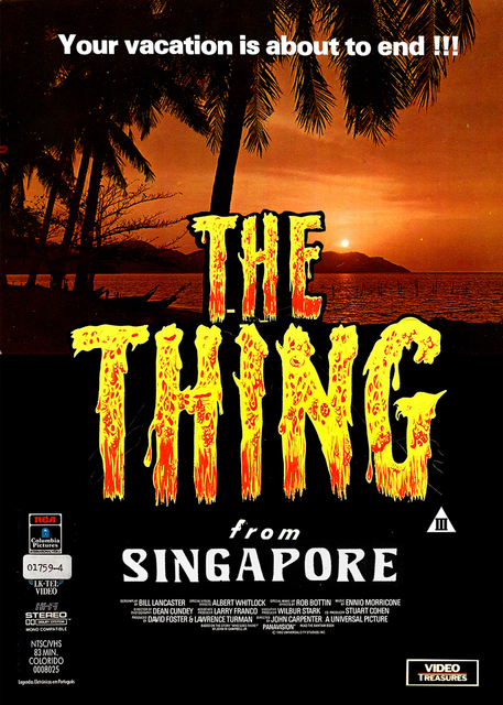 , 'The Thing ,' 2017, Chan + Hori Contemporary