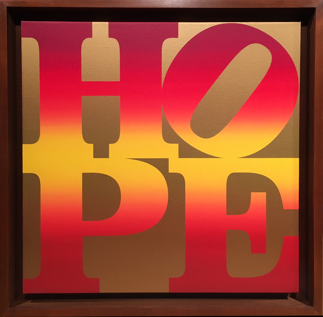 , 'Autumn HOPE,' 2010, Woodward Gallery