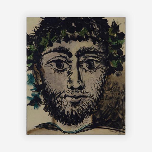 Pablo Picasso, 'Tete de Faune', 1958, Capsule Gallery Auction