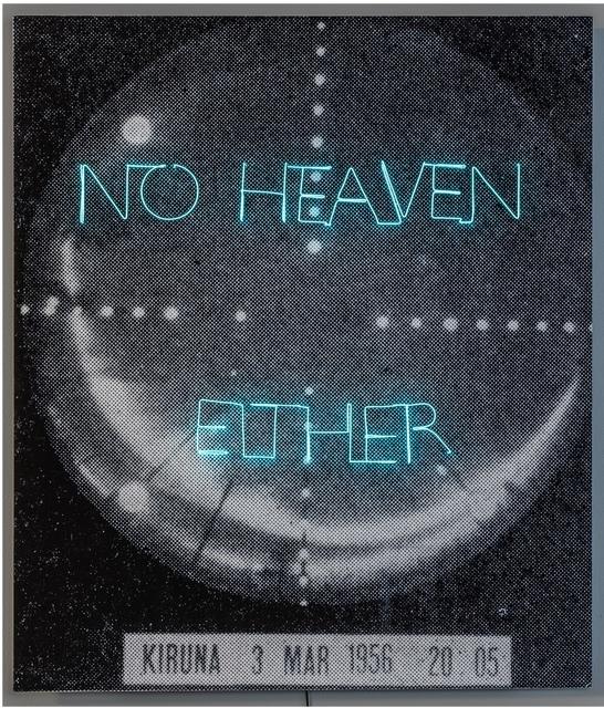 , 'No Heaven Either,' 2018, Cecilia Hillström Gallery