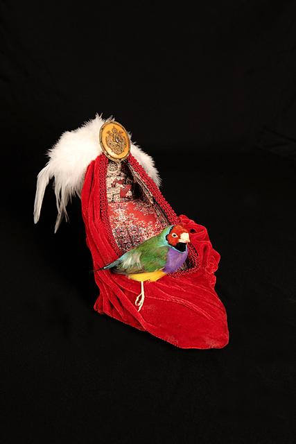 Elvira Rajek, 'Makart Shoe', 2011, the gallery STEINER