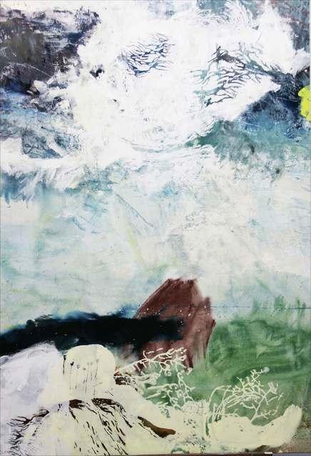 , 'Sensitive Water Mapping #78,' 2016, Gallery Elena Shchukina