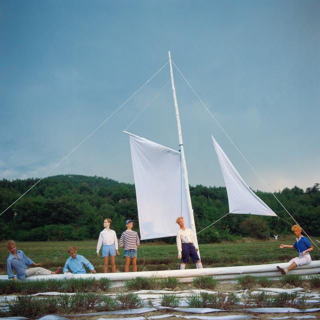 , 'Le navire,' 1979, Matthew Liu Fine Arts