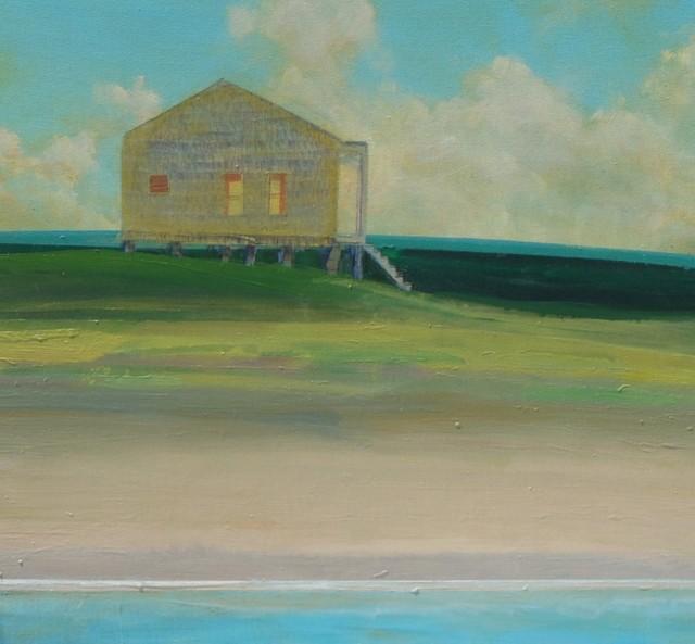 , 'Shake Shake on Sand,' 2016, Bowersock Gallery