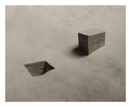 , 'Cut and Fill,' 2012, Ronald Feldman Gallery