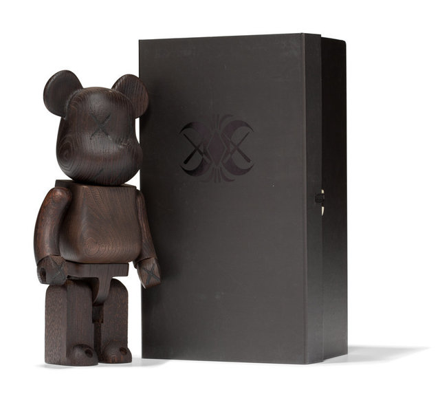 KAWS, 'NexusVII 400%', 2007, Other, Wood, Heritage Auctions