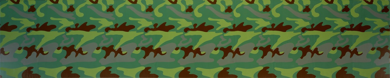 Andy Warhol, 'Camouflage,' 1986, Gagosian Gallery