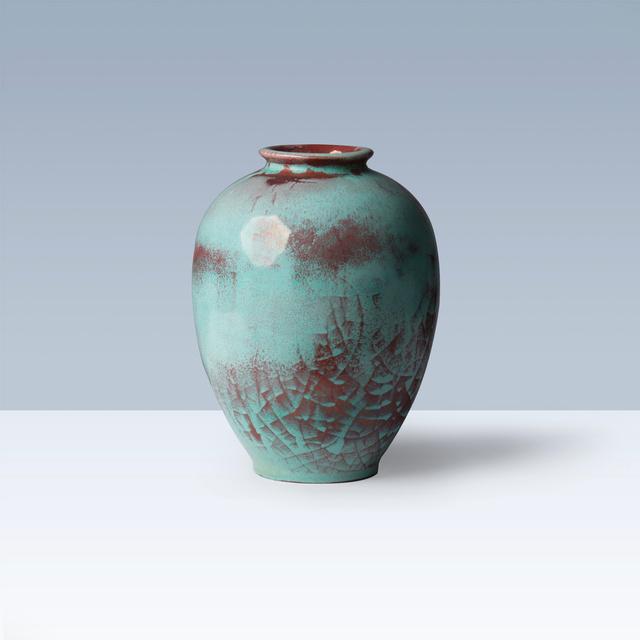 Michael Andersen & Son, 'Earthenware vase', 1940-1949, FarverCramon