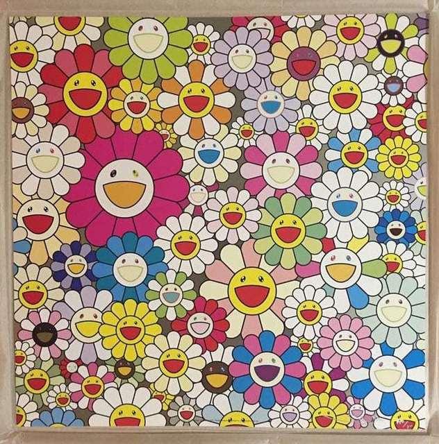 Takashi Murakami, 'Flowers From The Village of Pokontan', 2011, Dope! Gallery