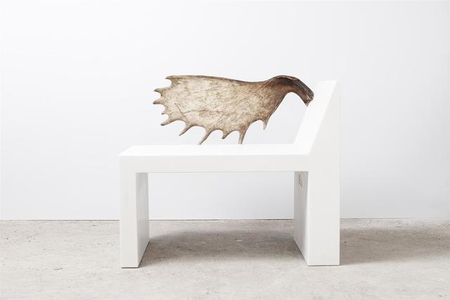 , 'Tomb Stag Bench,' 2012, Salon 94