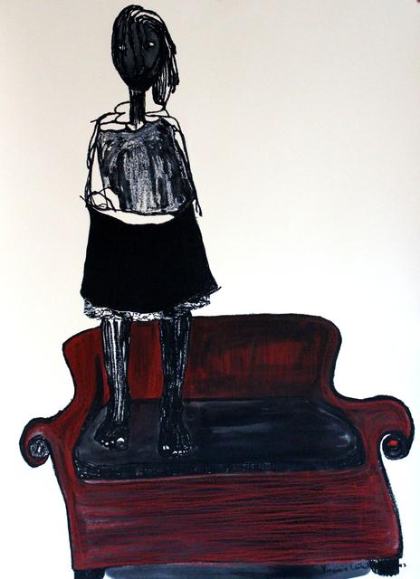 , 'needed deliverance (ndaida rusununguko),' 2013, Tiwani Contemporary