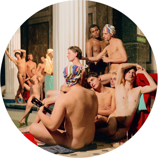 , 'The Turkish Bath, from the series Museum of a Woman,' 2000, Kolodzei Art Foundation