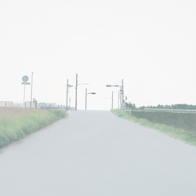 , 'Breath ( road, Traffic light),' 2012, Art Front Gallery