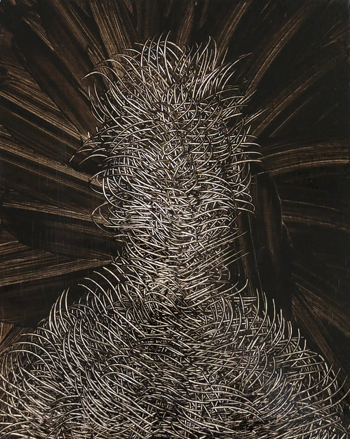 , 'John Brown,' 2019, Pontone Gallery