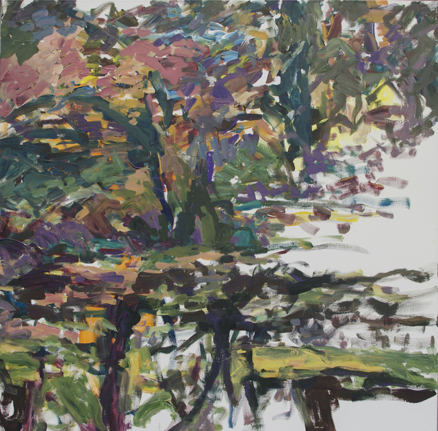 , 'Ahwahnee Pond,' 2016, The Studio Shop