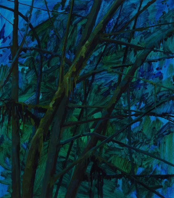 , 'Branches and Night,' 2016, Kavi Gupta