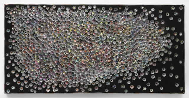 , '(TRUST)MOCKINGVOICESRINGTHEPHONE,' 2016, Miles McEnery Gallery