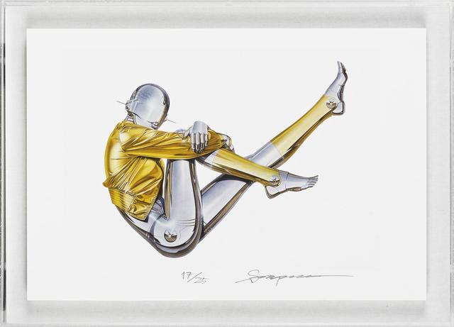 Hajime Sorayama, 'Untitled', Print, Digital Print, Seoul Auction