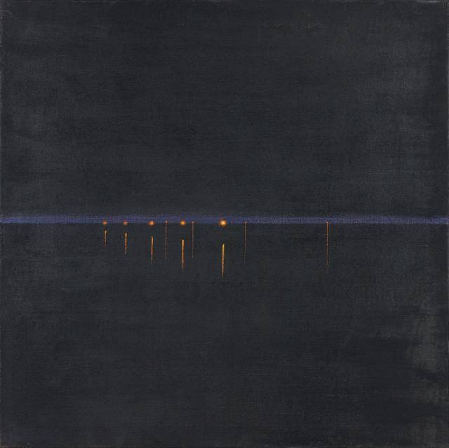 , 'Five Lights,' 2015, Galerie Kovacek & Zetter