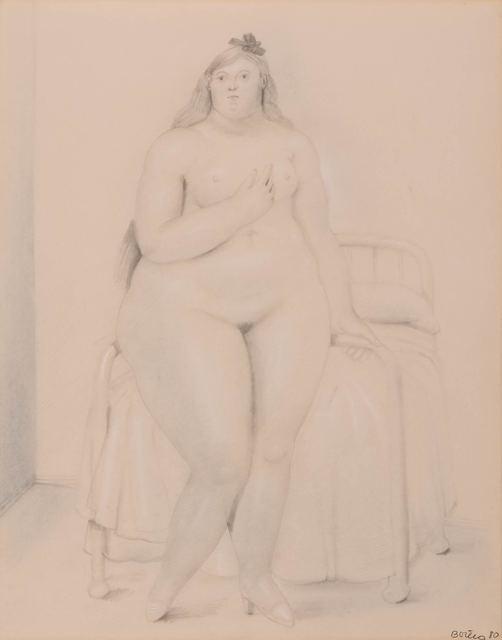 Fernando Botero, 'Untitled', 1980, Doyle