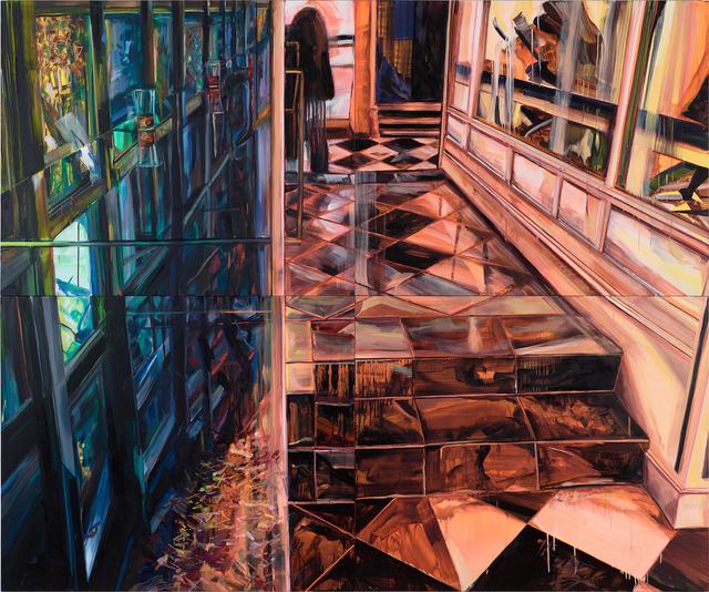 , 'Get Ground,' 2015, Galerie Kornfeld