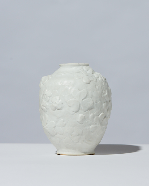 , 'Ovoid Bisque Vase,' 1906, Jason Jacques Gallery