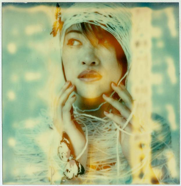 , 'The Metamorphosis - Contemporary, Conceptual, Women, Polaroid, 21st Century, Potrait,' 2009, Instantdreams