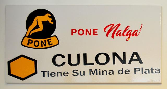 , 'Culona,' 2017, SGR Galería