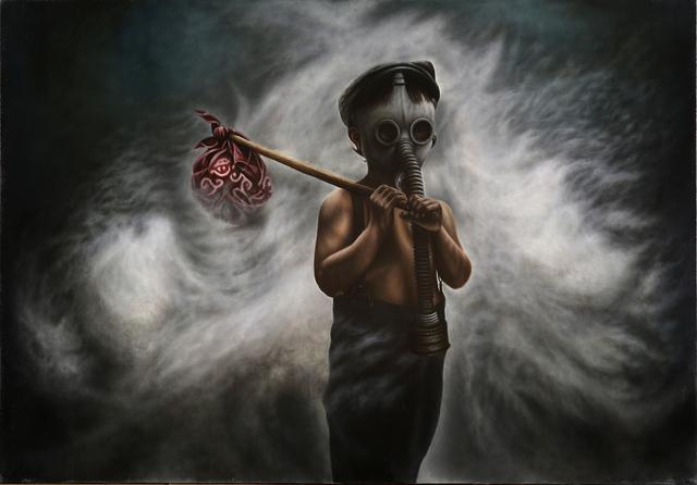 Michael LaBua, 'Vagrant Child', 2013, DETOUR Gallery