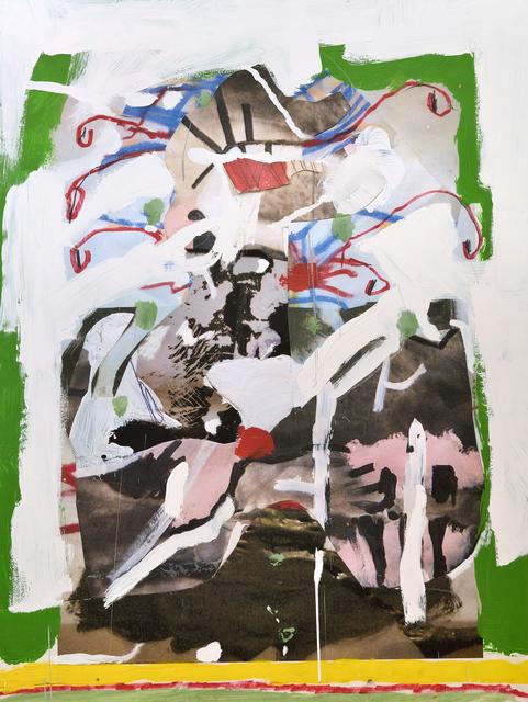 , 'Pro-fafouin,' 2018, Galerie C.O.A