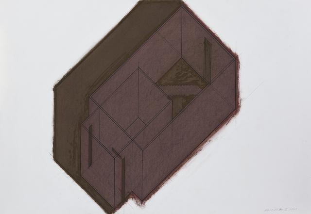 """, '""""Fortress 7"""",' 2011, Krokin Gallery"""