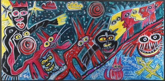 , 'Dilmun Nights,' , Salomon Arts Gallery