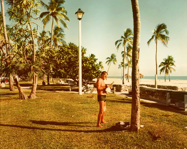 , 'Miami Beach, Florida, November 13,' 1977, Edwynn Houk Gallery