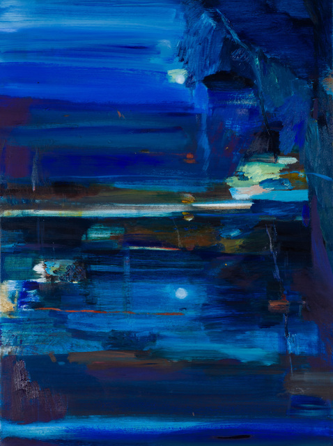 Calum McClure, 'Sussex Moonlight', 2019, Candida Stevens Gallery