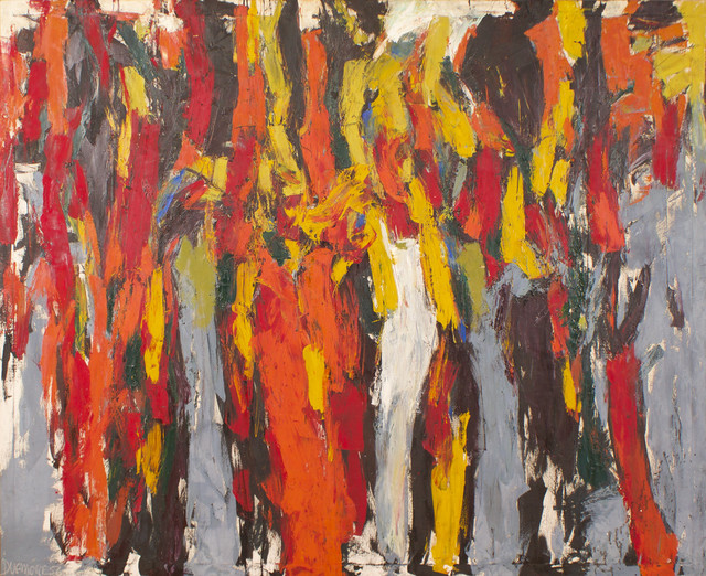 , '23rd St.,' 1956, Foster Gwin Gallery