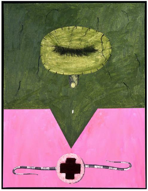 , 'Sin titulo (Untitled),' 1993-1998, Instituto de Visión