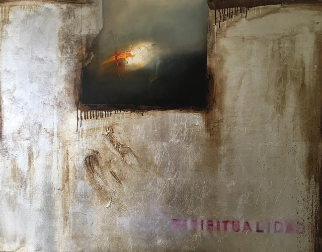 , 'Espiritualidad,' 2019, Bustamante NYC Art Gallery