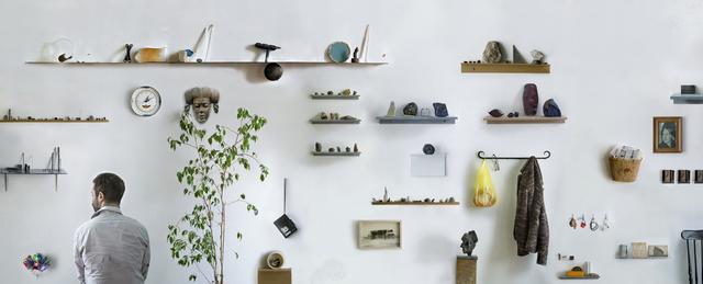, 'The Keys,' 2010, Meislin Projects