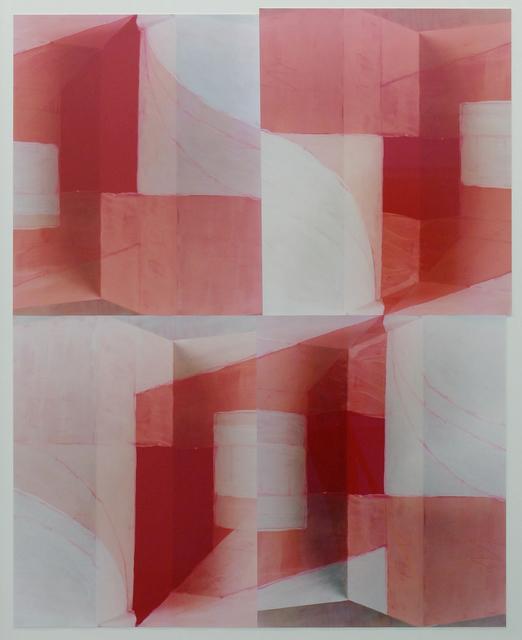 , 'Tiled 04,' 2015, Martin van Zomeren