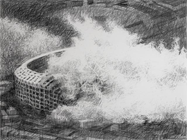 , 'Borrando las Huellas III,' 2009, H.A.P Galeria