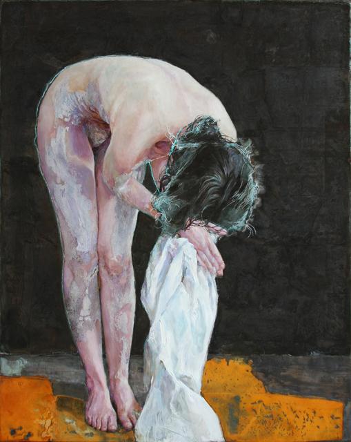 , 'De Baadster / Woman Bathing,' 2016, Zemack Contemporary Art