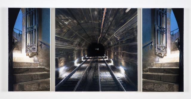 , 'Lost in Barcelona,' 2015, Nancy Hoffman Gallery