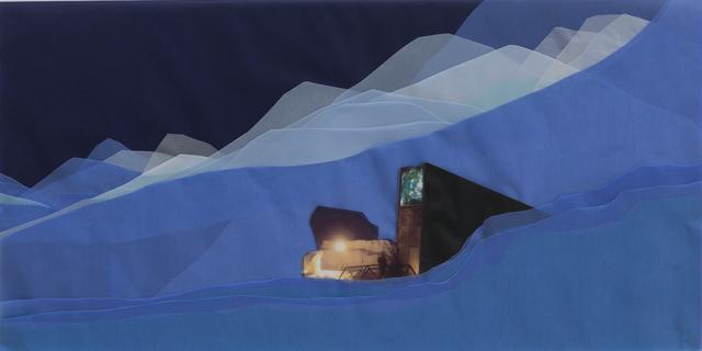 , 'Svalbard Global Seed Vault,' 2013, Chelouche Gallery