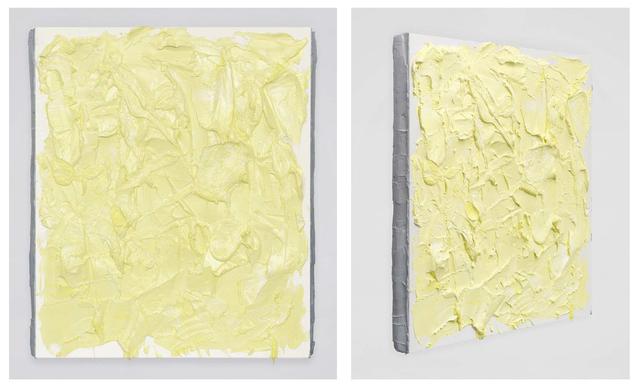 , 'Cadmium Yellow with Light Mars Gray Sides,' 2014, Jeff Lincoln Art+Design