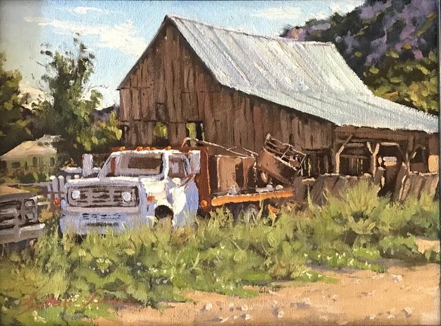 Scott W. Prior, 'Old Truck, Glendale', 2015, Helena Fox Fine Art