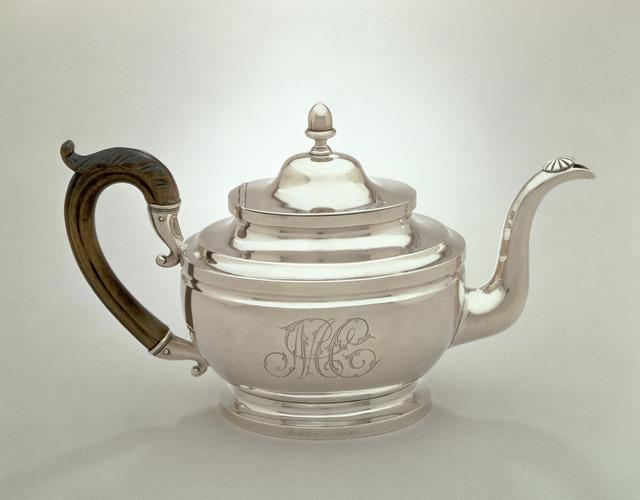 Peter Bentzon, 'Teapot', 1817, Saint Louis Art Museum